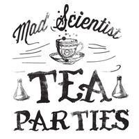 Mad Scientist Tea Party