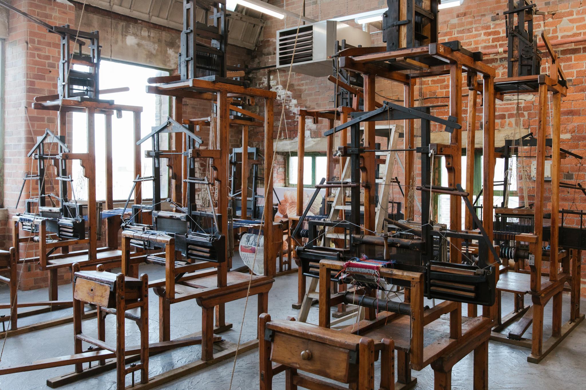 Intermediate Weaving Course