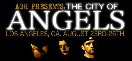 AGH PRESENTS: THE CITY OF ANGELS