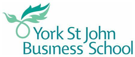 York St John Business School Annual Lecture