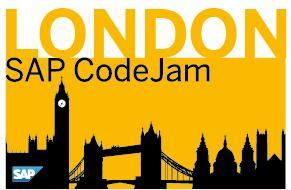 SAP CodeJam London
