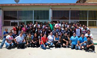 MAY 11, 2013 UCI RED CROSS BUS TO THE SION ORPHANAGE,...