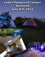 "Ladies ""Pampered Camper"" Motorcycle Weekend"