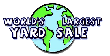 World's Largest Yard & Craft Sale - Fall 2012