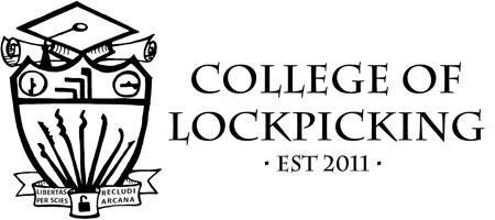 Ada's Technical Books presents: College of Lockpicking