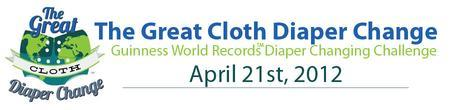 Great Cloth Diaper Change Barrie
