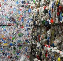 Recycling Center Field Trip