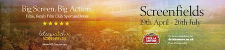 Screenfields 2012 - Season Tickets