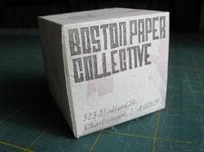 The Boston Paper Collective logo