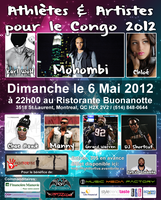 Mohombi  & Karl Wolf  Host Athlètes & Artistes For...