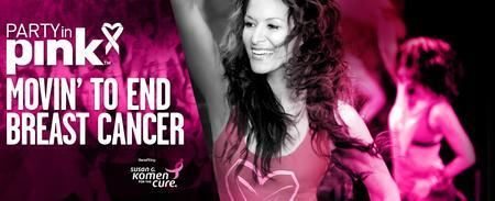 Masquerade Party in Pink:   A Zumbathon Charity Event...