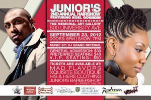 Juniors 2nd Annual Hairshow ft. Noel Gourdin (EPIC)