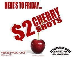 $2 Shots & Karaoke/Music Videos Every Friday Night @...