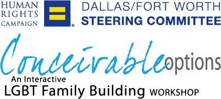 Conceivable Options - an LGBT Family Building Workshop