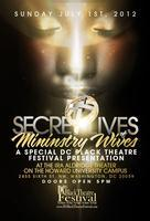 Secret Lives of Ministry Wives by Nicole Morgan