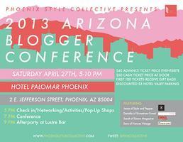 2nd Annual Arizona Blogger Conference