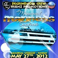 MEMORIAL MADNESS BOATRIDE 2012