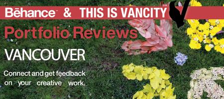 Behance Portfolio Review Night Vancouver @ The W2...