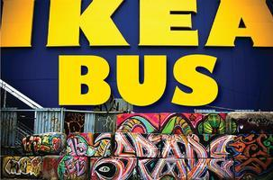 Revenge of the IKEA Bus (the Squeakquel)!
