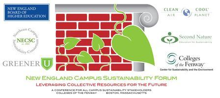 New England Campus Sustainability Forum