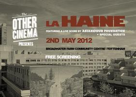 The Other Cinema presents La Haine in Tottenham