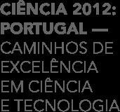 Ciência 2012