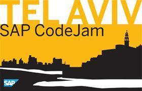 SAP CodeJam Tel Aviv