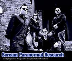 Scream Paranormal Research GHOST HUNT at the RED MILL...