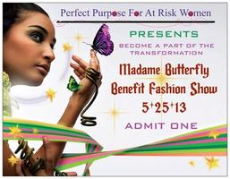Madame Butterfly Fashion Show Benefit