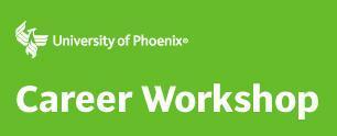Resume Writing Career Workshop