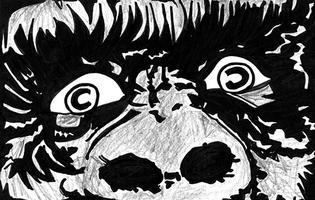 #HONDARTZAN_16 Superar miedos creando monstruos