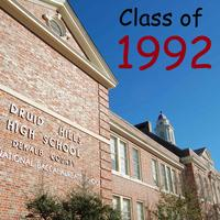 Druid Hills High School Class of 1992 Reunion