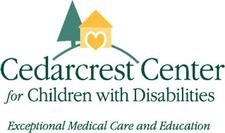 Cedarcrest Center for Children with Disabilities logo
