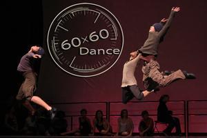 60x60 Dance Toronto