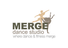 Merge Dance Studio logo