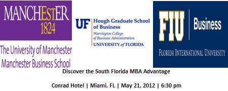 Discover the South Florida MBA Advantage Event