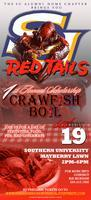Red Tails: SU Home Chapter Scholarship Crawfish Boil
