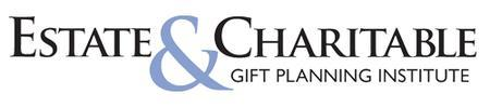 20th Annual Estate & Charitable Gift Planning...