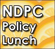NDPC Policy Lunch - Economic Impact of Measure 2
