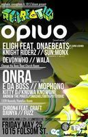 RE:CREATION w/ OPIUO, ELIGH, ONRA, KNIGHT RIDERZ and MORE!