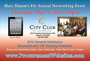 Marc Hamm's 8th Annual Networking Event