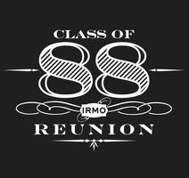 25th Reunion~Irmo High School Class of '88