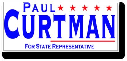 Paul Curtman Birthday Fundraiser 2012