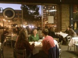 """Organics & Sounds: Community Dining Experience!"""" in..."""