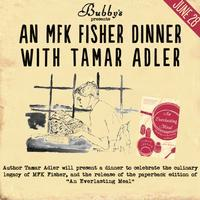 A Night of MFK Fisher with Tamar Adler