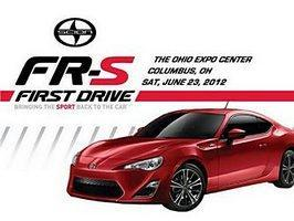 Scion FR-S FIRST DRIVE - Columbus, OH
