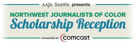Northwest Journalists of Color Scholarship Reception