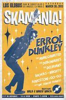 Skamania Presents: Errol Dunkley Live in Concert @ Los...