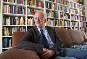 "Author talk: Professor David Walker ""Not Dark Yet"""