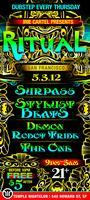 Ritual Dubstep SF: Surpass, Stylust Beats, Audiobomb, Demon...